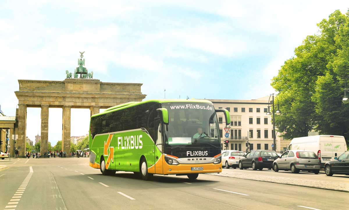 flixbus europe,cheap but travel in germany