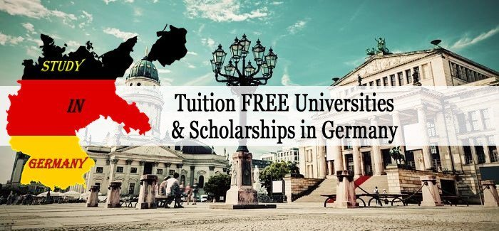 Tuition Free Colleges and Universities in Germany